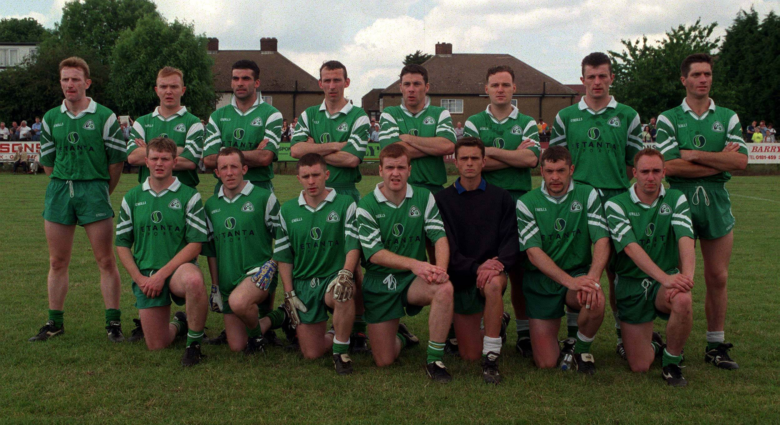 c377f7f93877 The best GAA club in London. Join us if you
